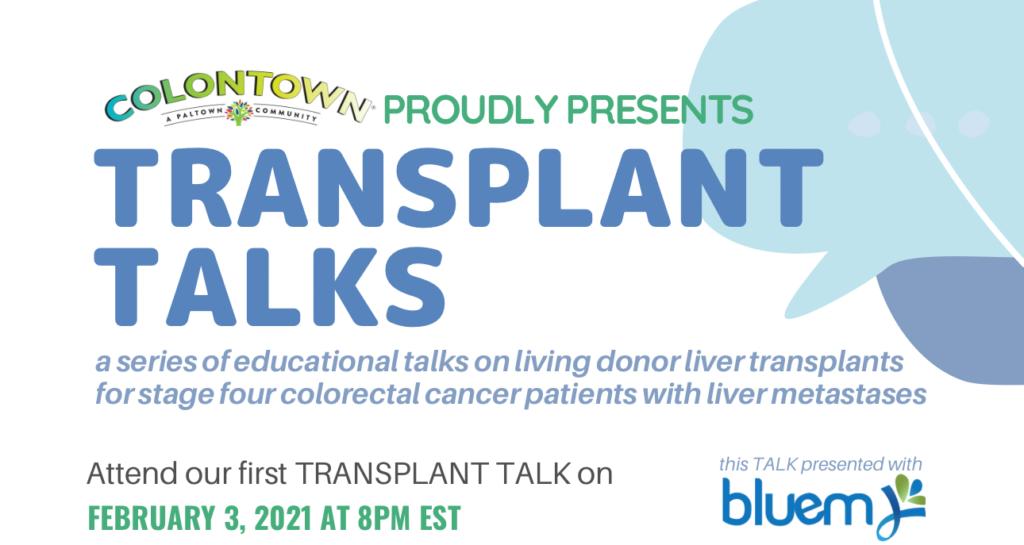 Transplant talks